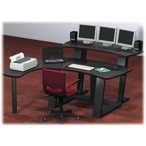 Winsted E4669 Crescent Digital Desk