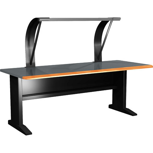 """Winsted E4873 Encompass-2 Express 72"""" Workstation with Task Light"""
