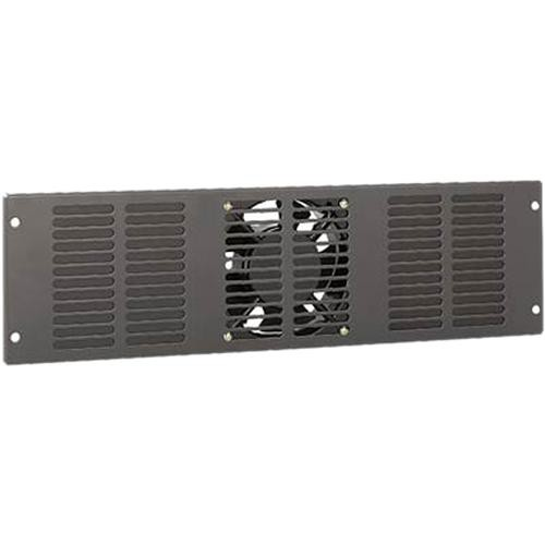 Winsted G8591 Rackmountable Single Cooling Fan (Pearl Gray)