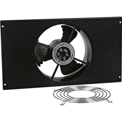 "Winsted 10"" Cooling Fan, Model G9085 (Black)"