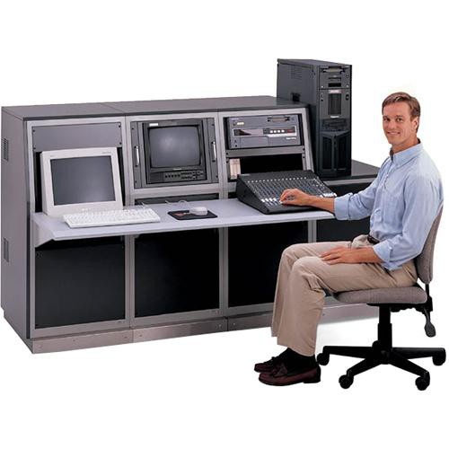 Winsted J8656 4-Bay Edit Console