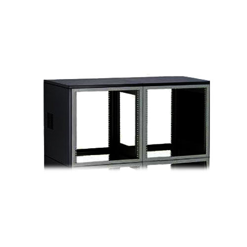 Winsted 2-Bay Top Module for System/85 Series (Black)
