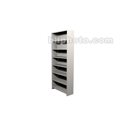 """Winsted T2272 48"""" Wide Add-On SFS Cabinet (Gray)"""