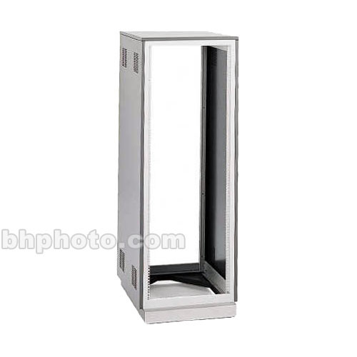 "Winsted V8632 56"" Vertical Rack Cabinet (Gray)"