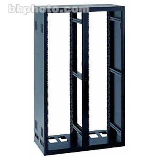 "Winsted 70"" Two-Bay Knock-Down Vertical Rack"