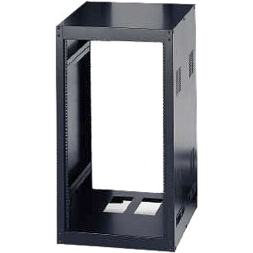"Winsted V8811 35"" Vertical Rack Cabinet"