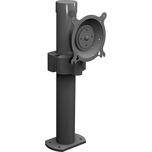 "Winsted W5671 Single Monitor 15"" Pole Mount"