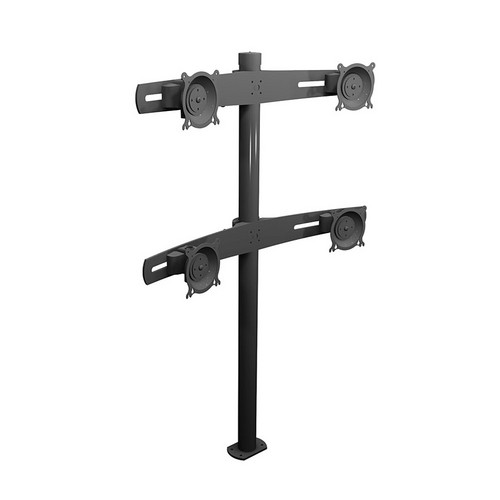 "Winsted W5684 Quad Pole Mount (42"", High)"