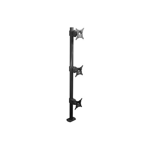 Winsted W6473 Triple LCD Pole Mount (Vertical)
