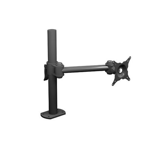Winsted W6491 Articulating Single LCD Pole Mount