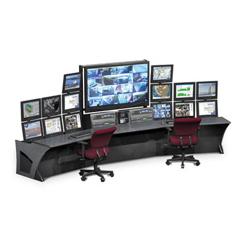 Winsted W9901 Sight-Line Console with M-View