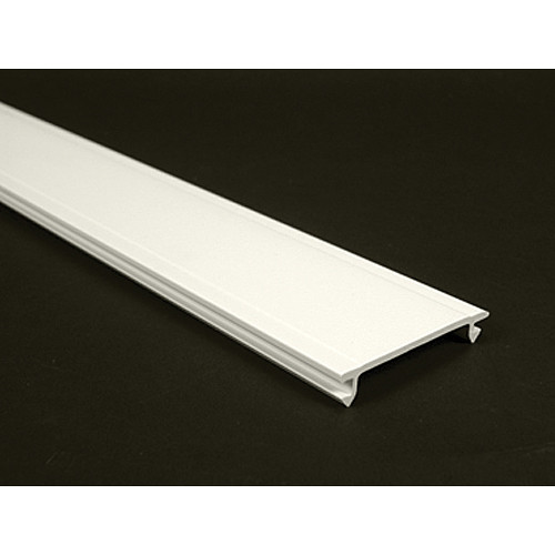 Wiremold Products 5400TC Twin Snap Raceway Cover (8', Ivory)
