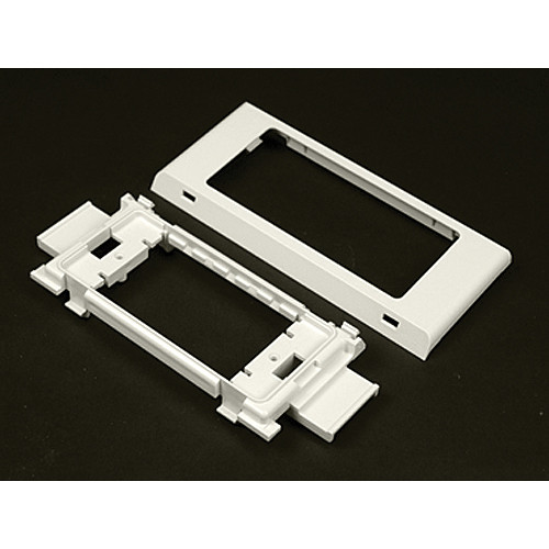 Wiremold Products 5450T Twin Snap Cover Device Bracket (Ivory)