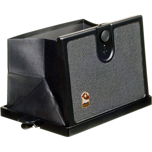 Wista 4x5 Folding Focusing Hood/Groundglass Cover