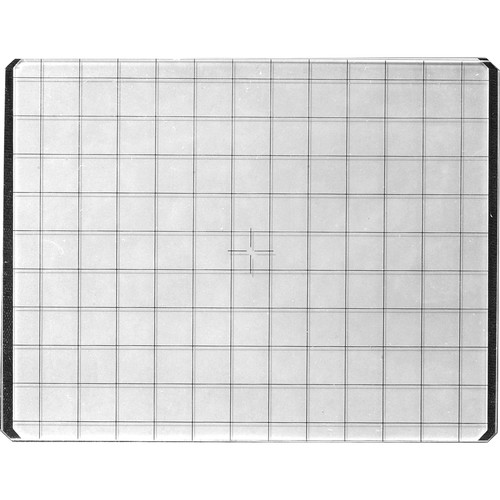Wista 4x5 Groundglass Focusing Screen with Grid Lines