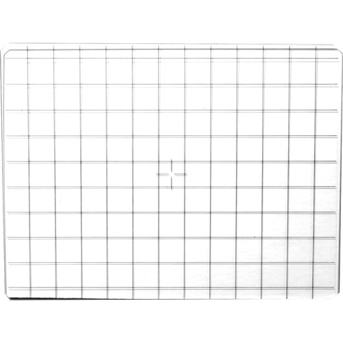 Wista 4x5 Protective Top Glass with Grid Lines for use with the Wista Fresnel Focusing Screen