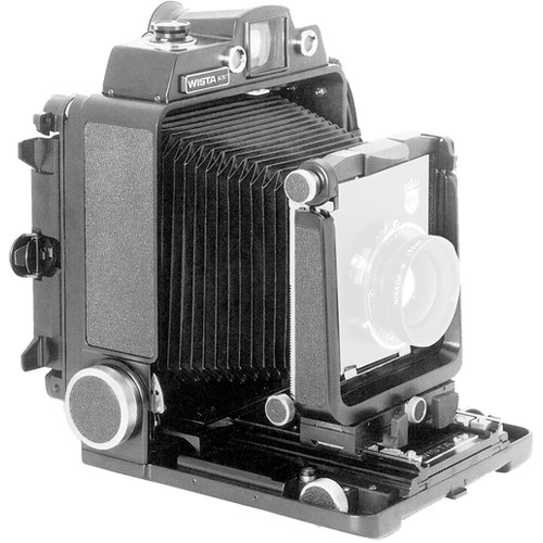 Wista Technical 45RF Rangefinder 4x5 Metal Field Camera