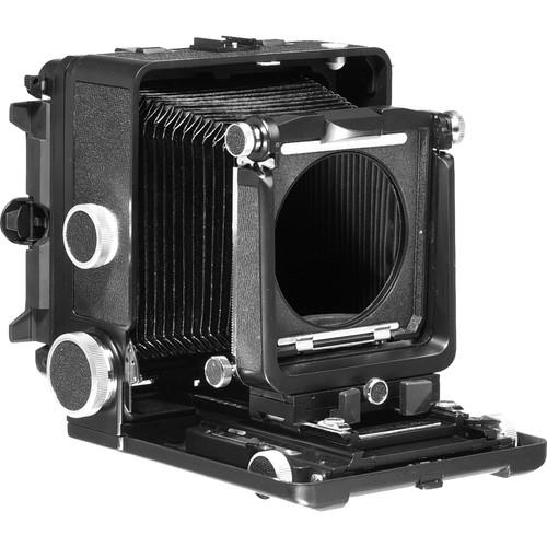 Wista Technical 45SP 4x5 Metal Field Camera
