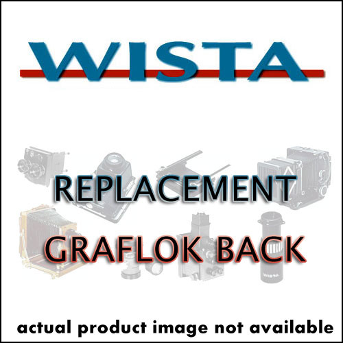 Wista Replacement Graflok Back