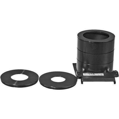 Wista Telephoto & Closeup Extension Ring Set
