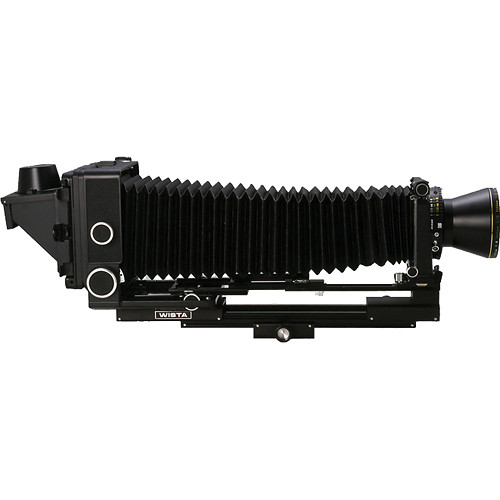 Wista Tele-Macro Bench 550mm for Wista 4x5 Models VX, SP and RF