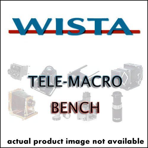 Wista Tele-Macro Bench 800mm for Wista 4x5 Models VX, SP and RF