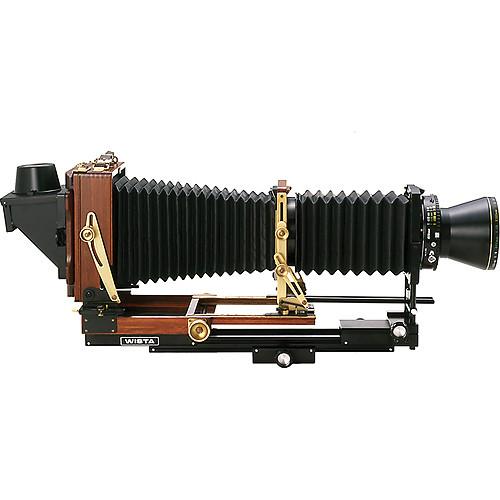 Wista Tele-Macro Bench 550mm for Wista 4x5 DX Wood Field Cameras