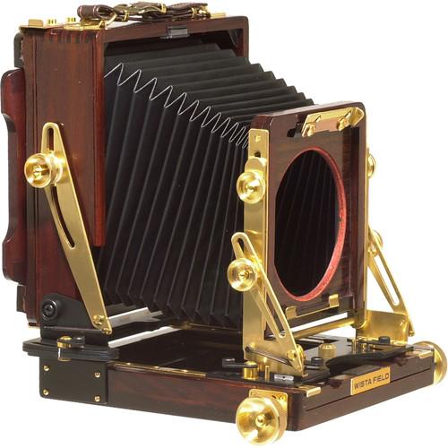 Wista Field-45DX Field Camera (Rosewood)