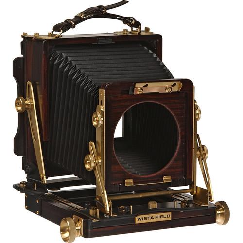 Wista Field-45DX Field Camera (Ebony)