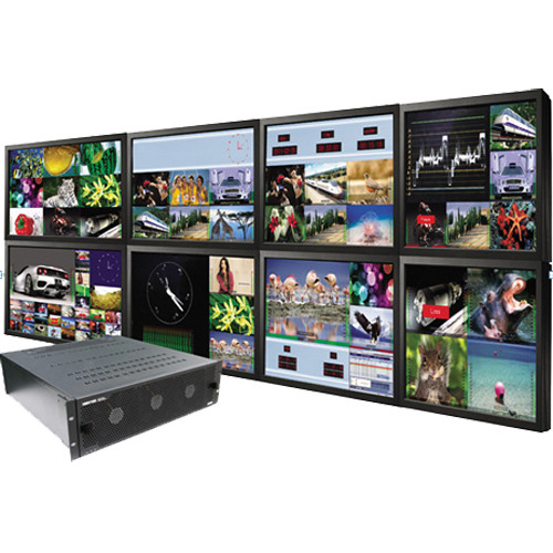 Wohler RMV16-3G-8GP Multi Viewer Card