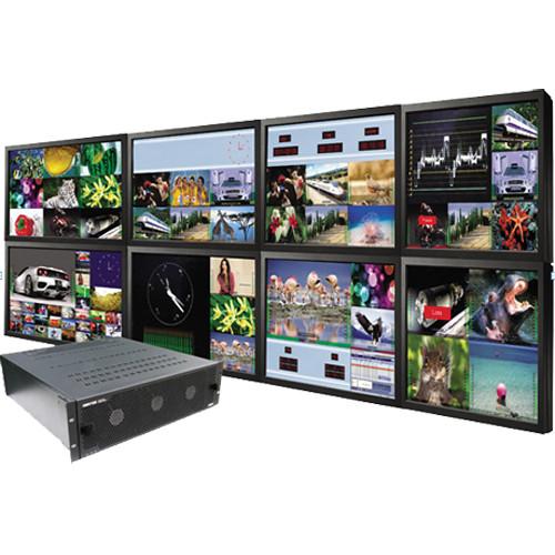 Wohler RMV16-3G-16GPT 16-Channel Unbalanced Monophonic Analog Audio I/O Card