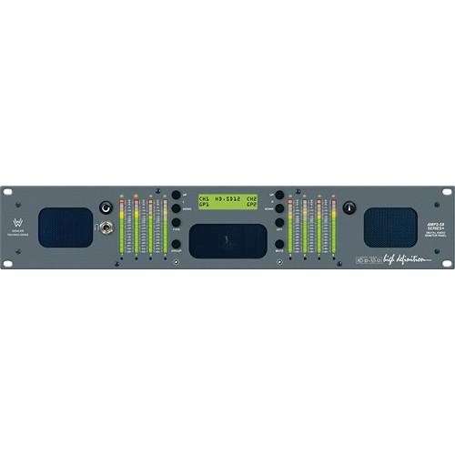 Wohler AMP2-S8MDA-3G 8-Channel 3G Multi-Format Audio Monitor