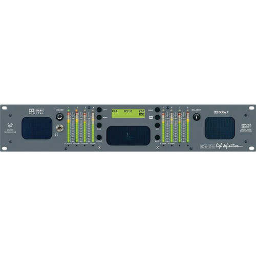 Wohler AMP2-E8MDA-3G 8-Channel Dolby Audio Monitor