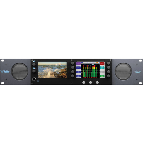 Wohler AMP2-16V-3G 16 Channel SDI A/V Monitor