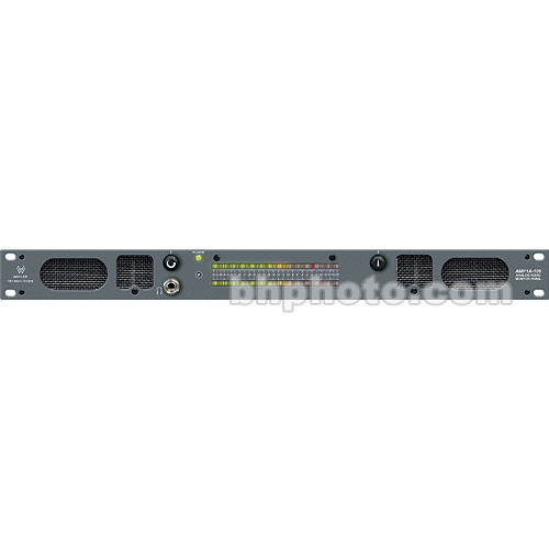 Wohler AMP1A-106 - Active Rackmount Stereo  Speaker with Metering