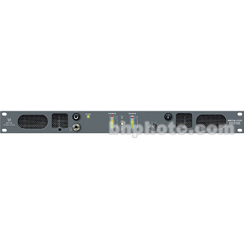 Wohler AMP1A-LP10S - Active Rackmount  Speaker with 10 Stereo Inputs