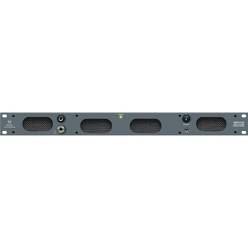 Wohler AMP1A-PLUS Active Rackmount Stereo Audio Monitor