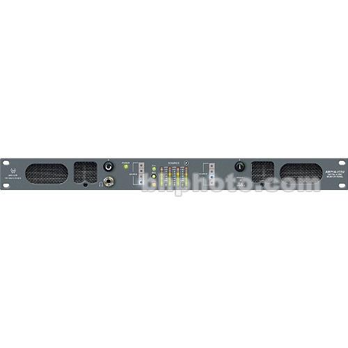 Wohler AMP1A-VTR2 - Active Rackmount Stereo  Speaker Monitoring Unit