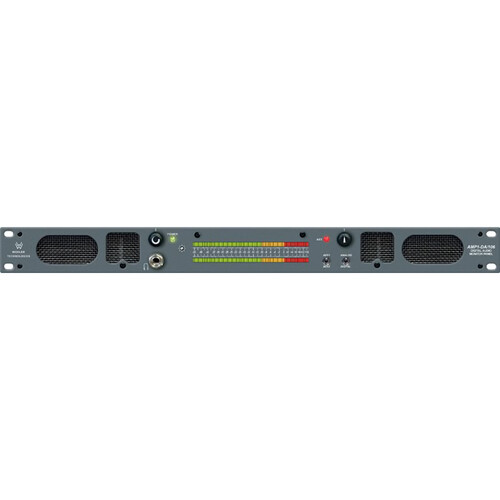 Wohler AMP1-DA/106 Digital 2-Channel Audio Monitor