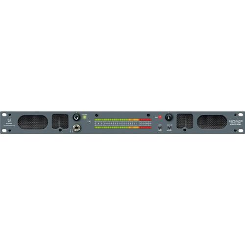 Wohler AMP1DA106 Digital 2/4 Channel Audio Monitor