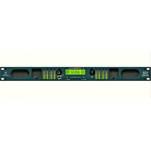 Wohler AMP1-S8MDA 8 Channel HD-SDI, SD-SDI,AES/EBU and Analog Audio Monitor