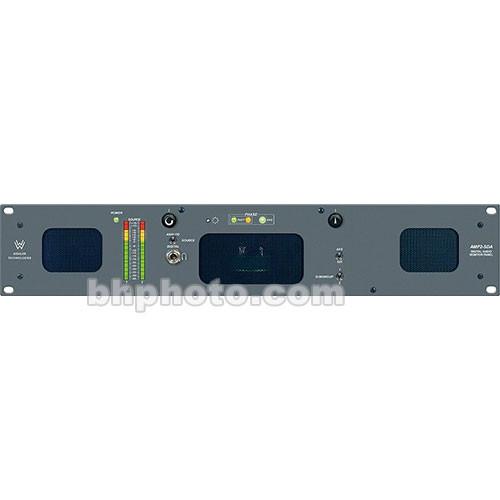 Wohler AMP2SDA SDI/AES/Analog Stereo Monitor