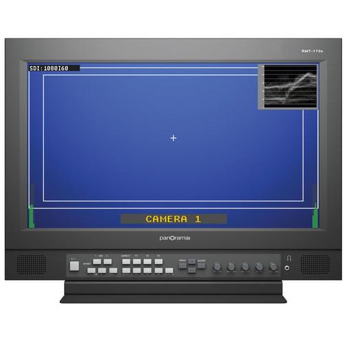"""Wohler RMT-170e-SD 17"""" Widescreen LCD Monitor"""