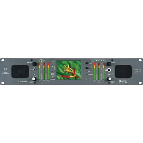 "Wohler VAMP AC-3/M - HD/SD-SDI/AES/AC-3 Audio/Video Monitor, 4.3"" LCD"