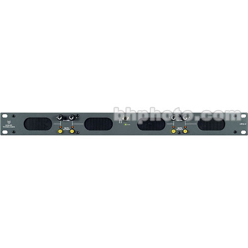 Wohler VMQ4 4 Channel Audio Monitor