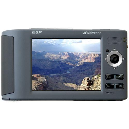 Wolverine Data ESP 160GB Portable Multimedia Storage and Player