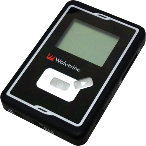 Wolverine Data 250GB PicPac II Digital Camera and Camcorder Portable Backup