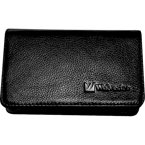 Wolverine Data Leather Case for the Wolverine ESP Multimedia Storage Player