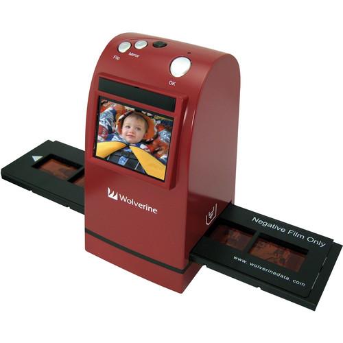 Wolverine Data F2D 35mm Film Scanner