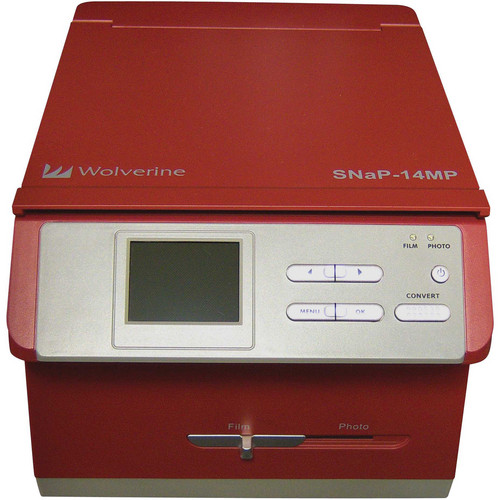 Wolverine Data SNAP14 14MP Digital Image Converter